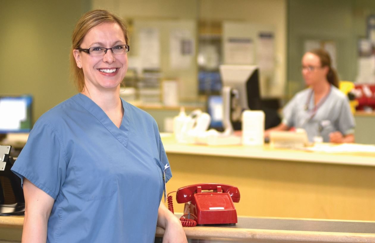 Nursing Week, Stacy Smith, Emergency Department