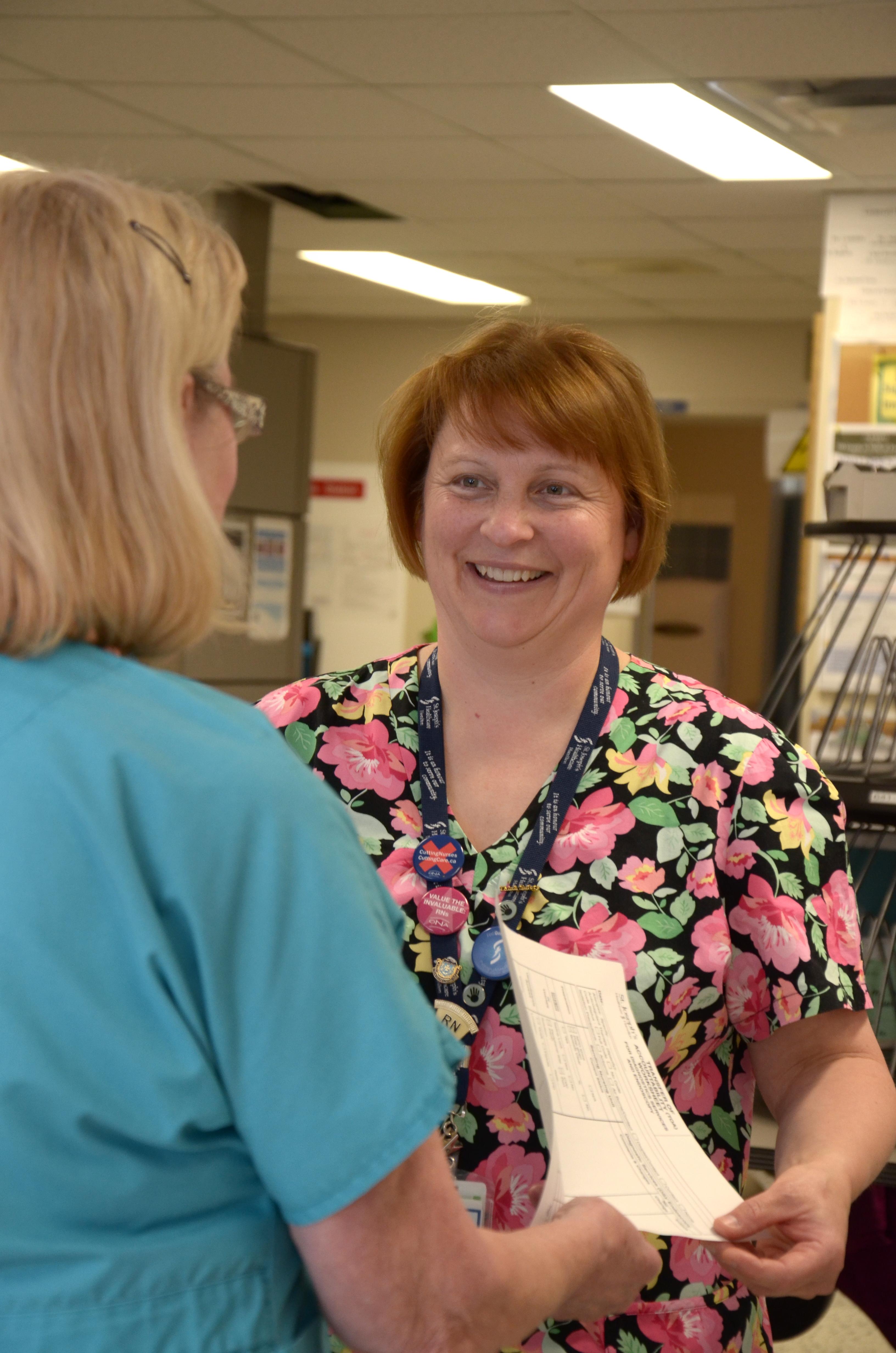Nursing Week Brenda RRN