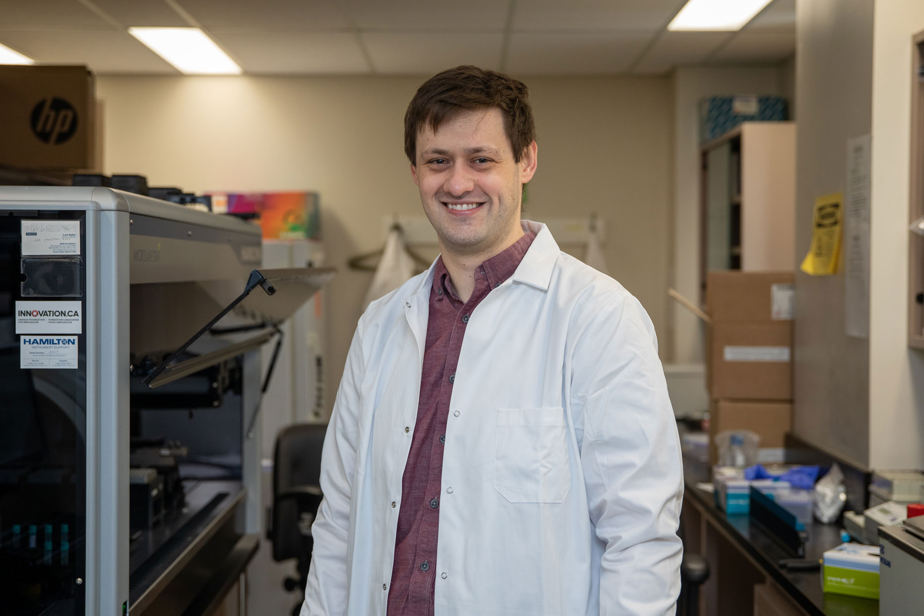 Hamilton Scientists Develop Novel Methods To Massively Increase Covid 19 Testing In Ontario News