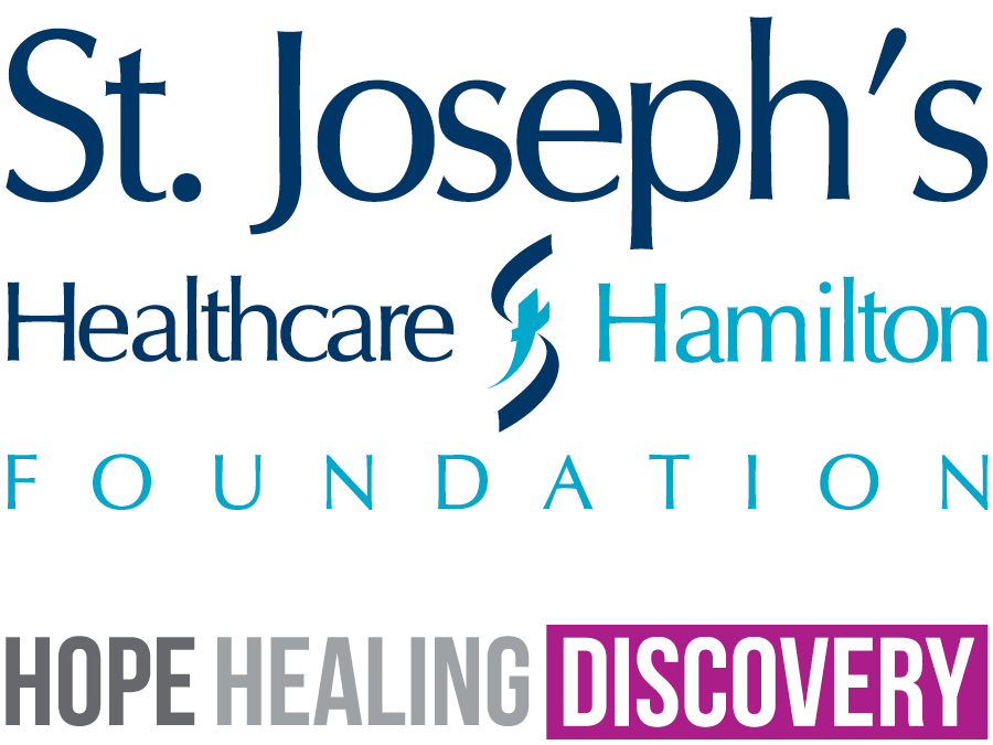 Logo for our hospital's foundation