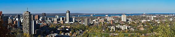 Panorama of Hamilton